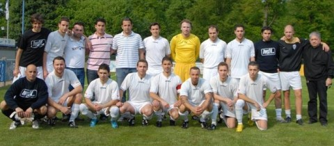 Mannschaftsfoto Espanol Offenbach 2010-2011