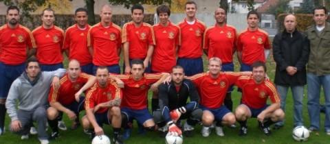 Mannschaftsfoto Espanol Offenbach